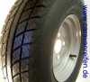 5.00-10 6PR 79N Tyre tire for trailer + caravan SAVA max 437 kg max speed 140 kmh