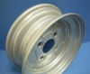3.50x10   steel rim 4/60/100  offset 0  for trailer /  caravan