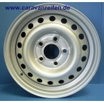 5,5Jx14 steel rim 5/67/112  offset 30  for trailer /  caravan