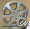 6Jx15   CARAVAN / trailer ALLOY RIM  Modell OJ 15-5  max Load  1000 kg  (alloyrims) alloyrim