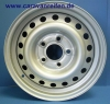 6Jx15 steel rim 5/67/112  offset 30  for trailer /  caravan