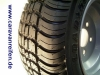 18x8.00-10 98N spare wheel   tyre + rim   payload 750 kg     5/94/140    (18x8.0-10)