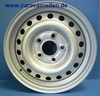 6Jx15 steel rim 5/67/112  offset 30  for trailer /  caravan  DETHLEFFS  900 kg