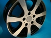 195/70R15C  104/ 102  PREMIUM SEMPERIT  ALLOYWHEEL incl. OJ 15 * BLACK-SILVER*  for Caravan, trailer