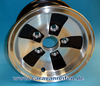 6.00x10   ALLOYRIM 5/67/112  for Trailer max  750  kg     type  *  BLACK- SILVER * EDITION
