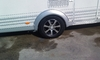 6Jx14 5 holes  ALLOYRIM Caravan/ trailer MODELL  14-5 BLACK-SILVER  max. load up to 1000 kg  HOBBY